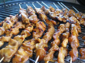 Sate catering